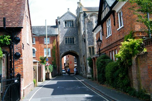 Romsey -UK
